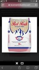 Red rock american pellet a euro 5,50