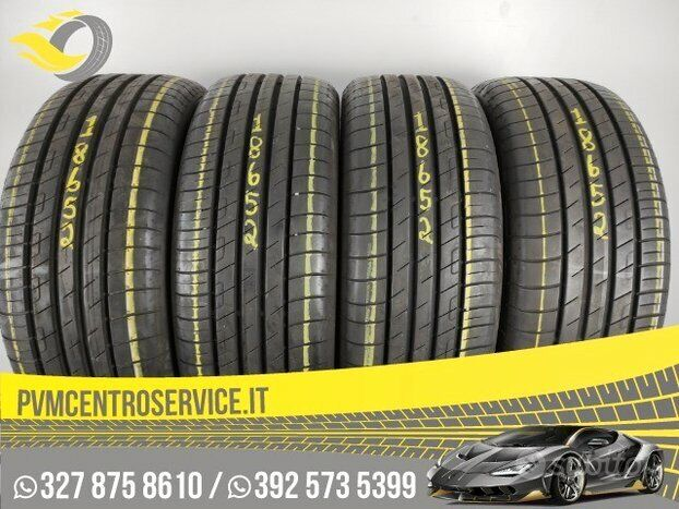 Gomme Usate 225 55 17 Goodyear 18652