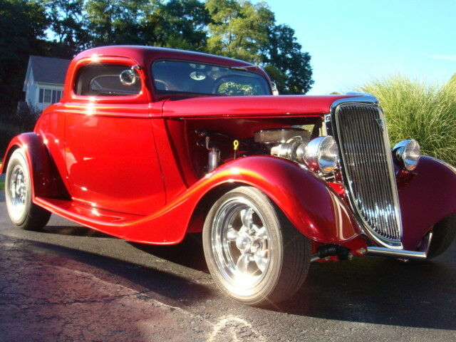 34 ford 3 window coupe used ford other for sale in rochester new york search. Black Bedroom Furniture Sets. Home Design Ideas