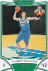 Rookie Kevin Love Sports Trading Cards & Accessories