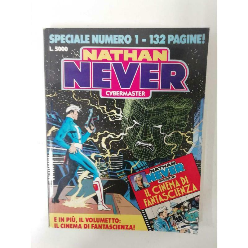 Nathan never cybermaster