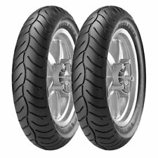 Coppia gomme metzeler 120/70-14 55h + 120/80-14 58s feelfree