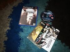 Silent hill 4 the room ps2 playstation