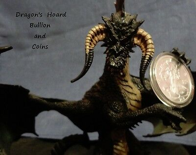 Dragon's Hoard Bullion and Coins