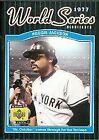 Upper Deck Reggie Jackson Original Baseball Cards