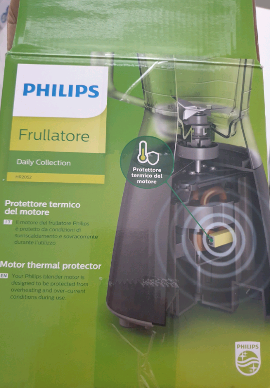 Frullatore Daily Collection PHILIPS - lama a stella a 4 punte 3