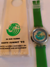 Swatch Earth Summit 92 automatico raro
