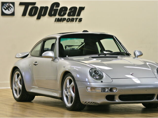 1997 Porsche 993 Turbo Last Year Of The Air Cooled Turbo
