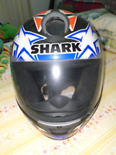 Casco shark christian lavieille