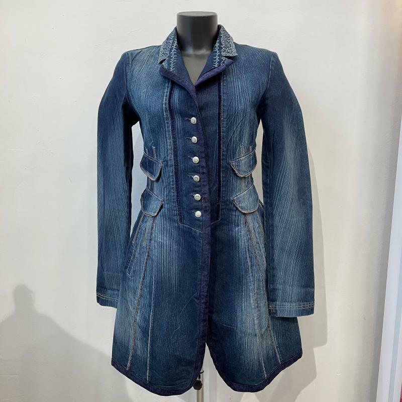 Trench donna girbaud jeans