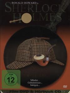 Sherlock Holmes - Collectors Edition (Bonus CD 70 Minuten Sherlock Holmes ) DVD