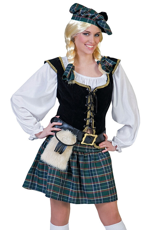 Kilts for girls and women