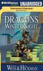 Dragons of Winter Night 2 by Tracy Hickman and Margaret Weis (2014, MP3 CD, Unabridged)