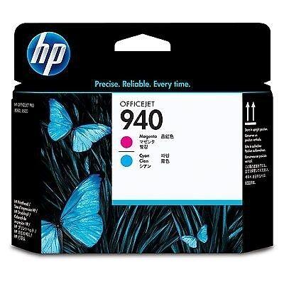HP 940 Cyan and Magenta Print Heads