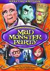 Mad Monster Party (Blu-ray/DVD, 2012, 2-Disc Set)