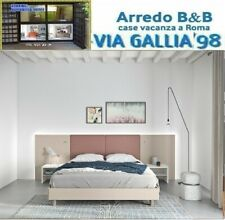 "Arredo hotel a roma- CAMERA ""took""- BED BREAKFAST "" B&B"
