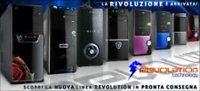 Case PC Middle Tower ATX 550W Revolution Technology