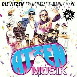 Die Atzen - Atzen Musik Vol. 3 (Limited Deluxe Box) 3CD & Brille ** NEU&OVP **