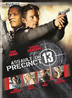 Assault on Precinct 13 (DVD, 2005, Full Frame)
