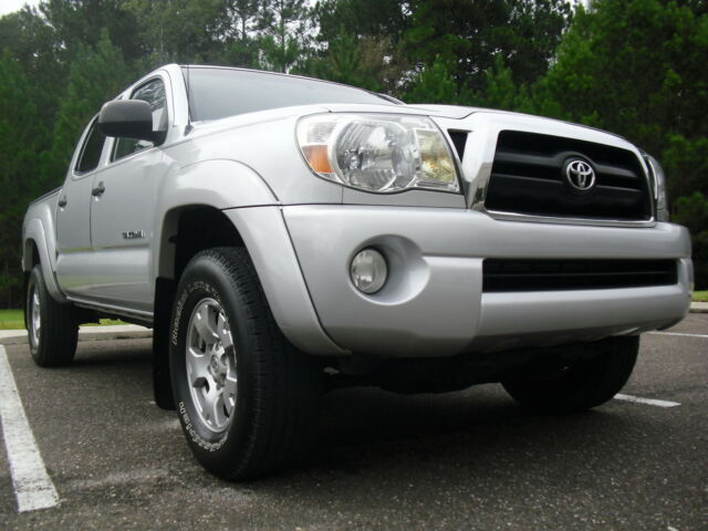 2008 toyota tacoma 2wd dbl v6 automatic used toyota tacoma for sale in jacksonville florida. Black Bedroom Furniture Sets. Home Design Ideas