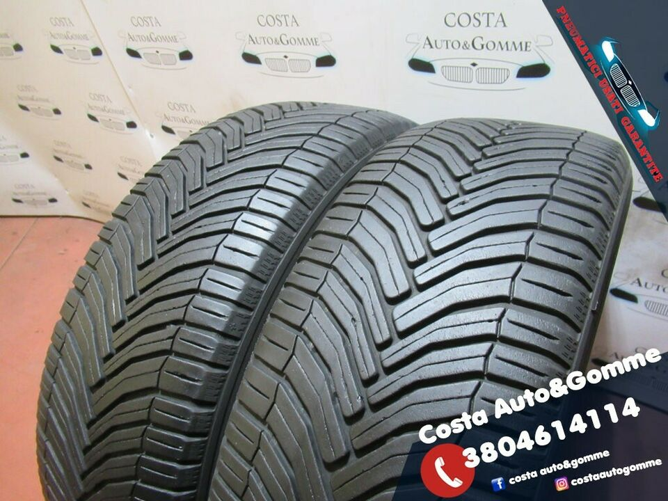 Gomme 195 55 16 Michelin 85% 2017 195 55 R16 2