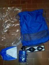 Stock lotto kit 30 occhialini view nuoto piscina + accessori