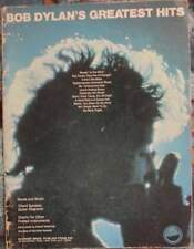 Bob dylan's greatest hits 1967 spartito