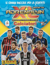 Adrenalyn 2018-2019 Panini- Album CALCIATORI COMPLETO 583 Card