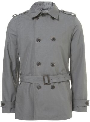 Topman Trench Coat