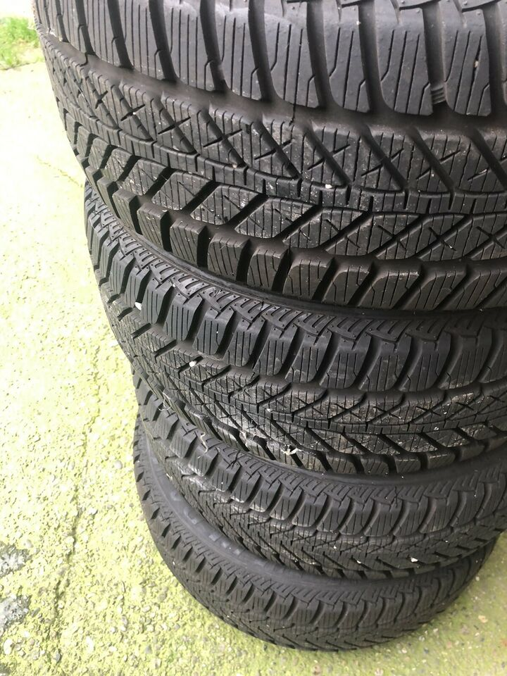 4gomme invernali 195/50R15 2