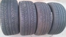 Kit di 4 gomme usate 255/55/18 Michelin