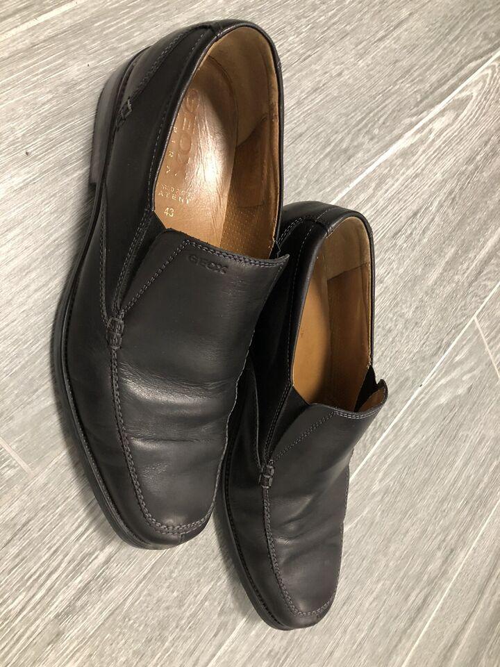 Scarpe mocassino in pelle GEOX n.43 2