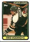 Autograph Mike Modano Not Authenticated Hockey Trading Cards