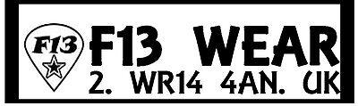 f13 WEAR