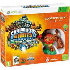 3ds xbox360 Skylanders Giants booster Pack + cannone dragonfire