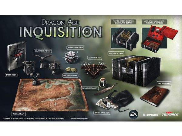 Dragon Age Inquisition - Collector's Edition