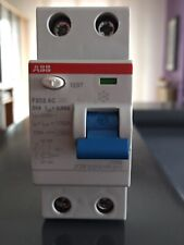 Interruttore differenziale puro ABB F202AC-25/0,03