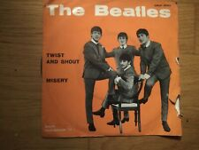 Vinile the beatles twist and shout misery