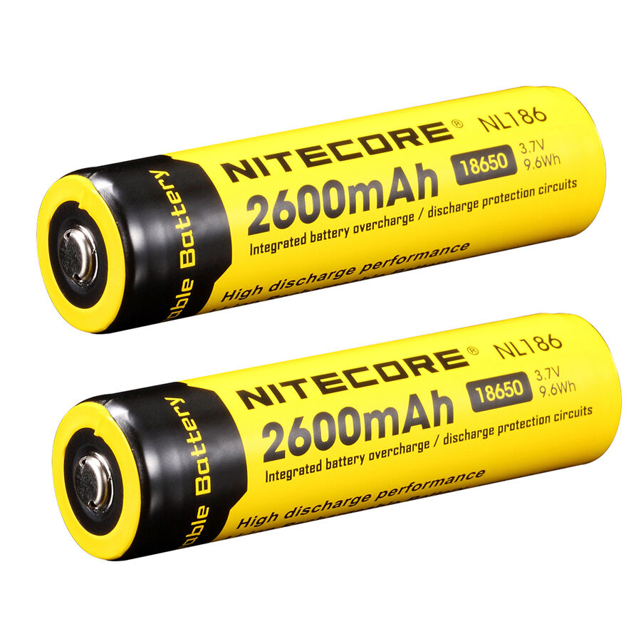 NiteCore 18650 Li-ion Battery