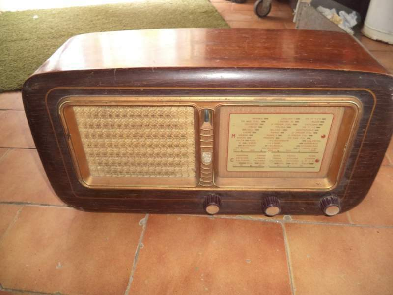 Radio Philips vintage
