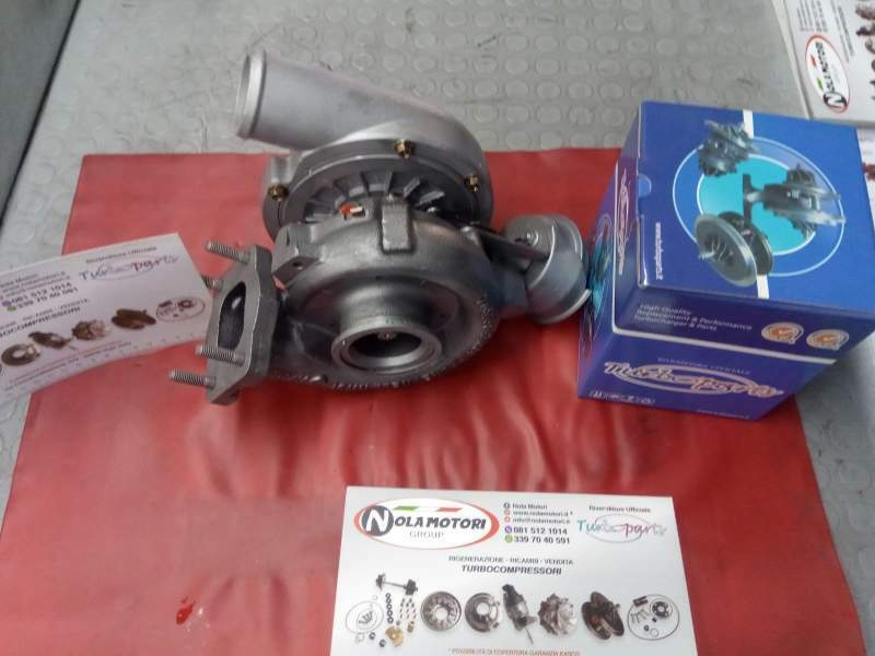 Turbo turbina turbocompressore iveco daily 768625 2