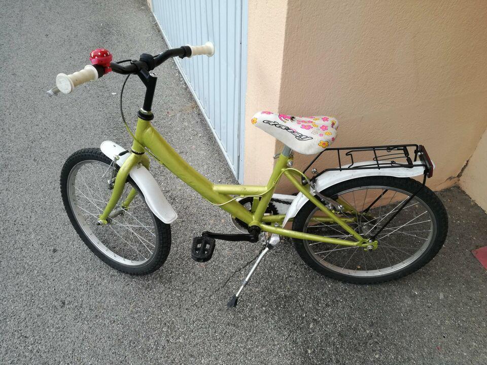 Bicicletta 6-10 anni