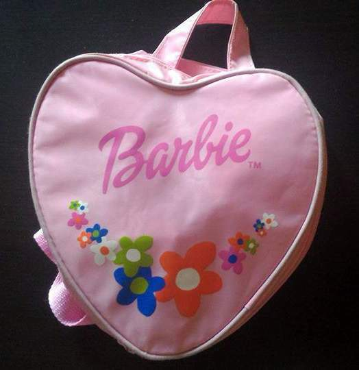 Zainetto originale barbie