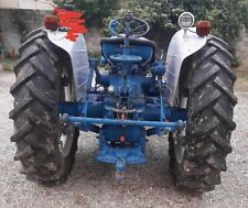 Trattore Fordson Super Major