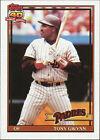 Topps Rookie Tony Gwynn San Diego Padres Baseball Cards