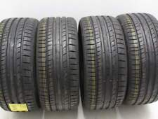 Kit di 4 gomme nuove 235/55/18 Continental