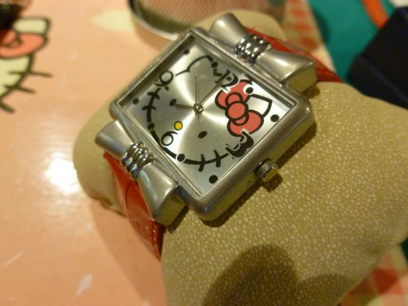 Orologio Hello Kitty 2