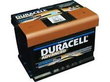Batteria auto Duracell Advanced DA 60 T 60ah spunto SAE 600