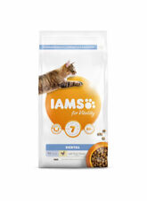 Iams for Vitality Cat Dental Adult All Breeds Chicken 3 Kg