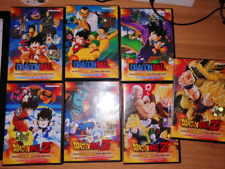 Lotto DVD dragon ball